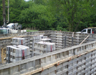 Kansas City Concrete Foundations Repair And Retaining Walls By